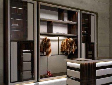 Итальянская гардеробная DREAM фабрики ULIVI