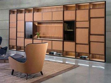 Итальянские стеновые панели VIP CLUB фабрики ULIVI