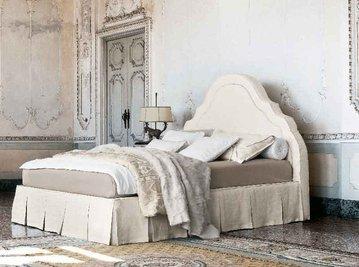 Итальянская кровать Celine con gonna фабрики TWILS