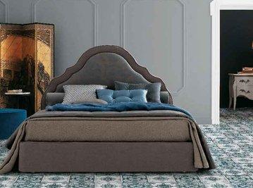Итальянская кровать Celine фабрики TWILS