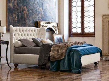 Итальянская кровать Tommy Capitonnè  фабрики TWILS
