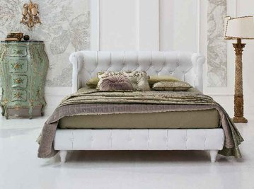 Итальянская кровать Grand Hotel  фабрики TWILS