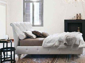 Итальянская кровать Dorian фабрики TWILS