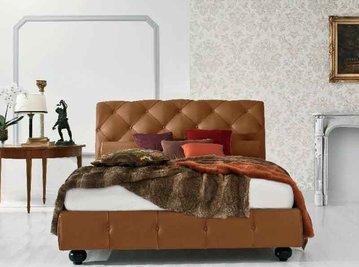 Итальянская кровать Dorian  01 фабрики TWILS