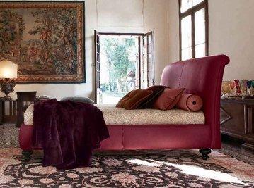 Итальянская кровать Grace фабрики TWILS