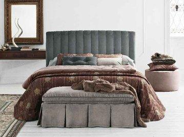 Итальянская кровать Grace Barrè  01 фабрики TWILS