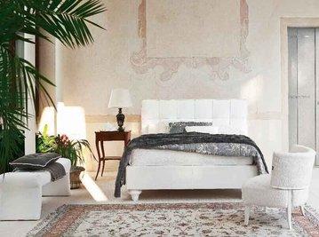 Итальянская кровать Max Capitonnè Classic фабрики TWILS