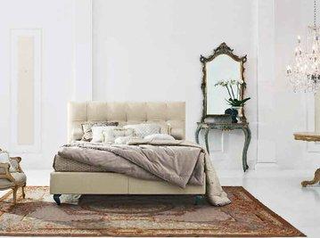 Итальянская кровать Max Capitonnè Soft  фабрики TWILS