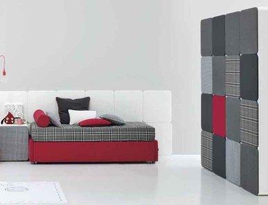 Итальянская детская кровать Max twins mod. 1 фабрики TWILS