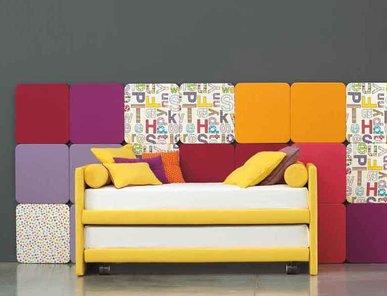 Итальянская детская кровать 2MUCH! mod. 3 фабрики TWILS