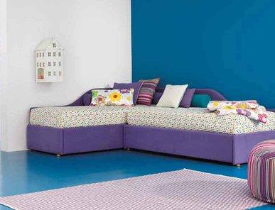 Итальянская детская кровать Maya mod. 1 фабрики TWILS