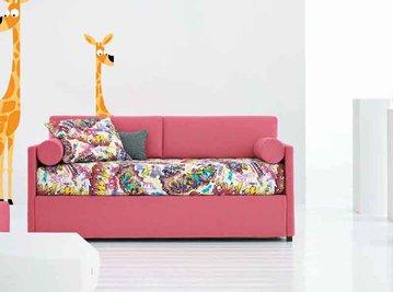 Итальянская детская кровать Max mod. 5 фабрики TWILS
