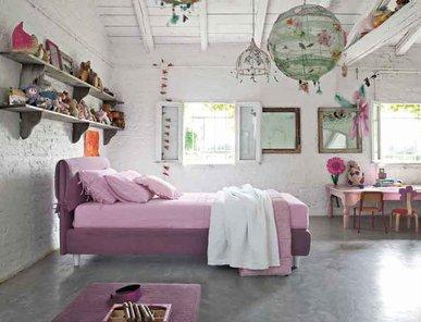 Итальянская детская кровать Vivian фабрики TWILS