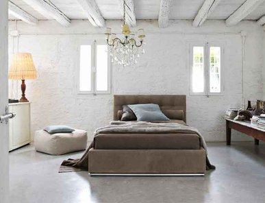 Итальянская детская кровать Max Capitonnè Soft фабрики TWILS