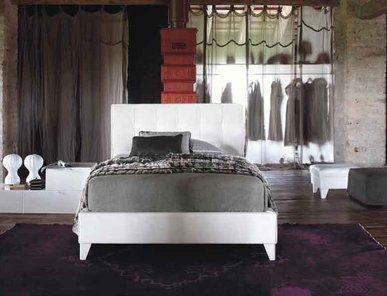 Итальянская детская кровать Max Capitonnè Classic фабрики TWILS