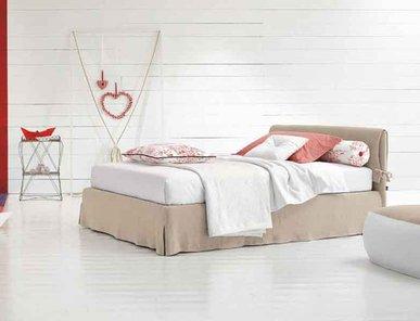 Итальянская детская кровать Vivian con gonna фабрики TWILS