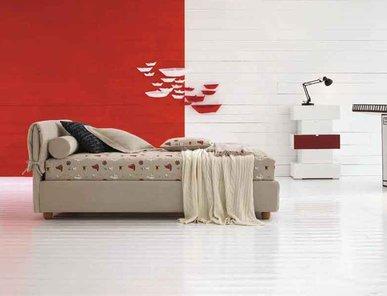 Итальянская детская кровать Vivian h. 28 фабрики TWILS