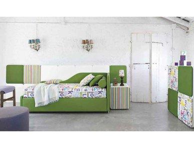 Итальянская детская кровать Vision mod. 8 фабрики TWILS