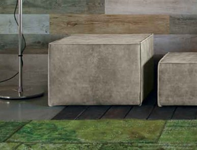Итальянский пуф Quadrati 02 фабрики TWILS