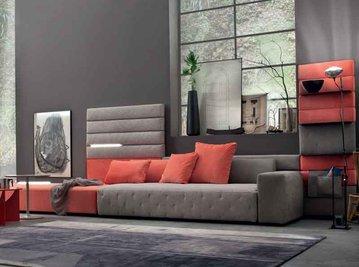 Итальянский модульный диван Set /02_A фабрики TWILS