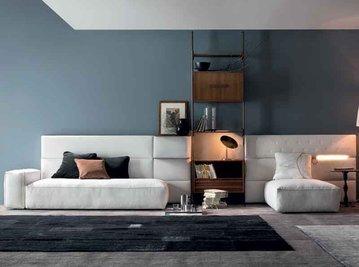 Итальянский модульный диван Set /03 фабрики TWILS
