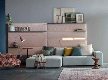 Итальянский модульный диван Set /04_A фабрики TWILS