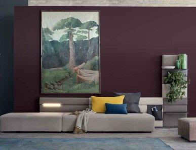 Итальянский модульный диван Set /07_A фабрики TWILS
