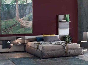 Итальянская кровать Set /07_B  фабрики TWILS