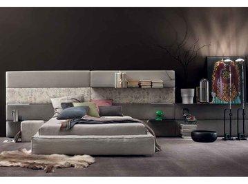Итальянская кровать Set /08_A фабрики TWILS