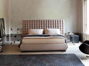 Итальянская кровать Chocolat h.28 фабрики TWILS