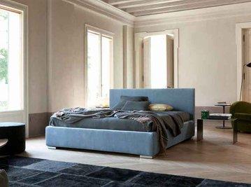Итальянская кровать Max h.28 фабрики TWILS