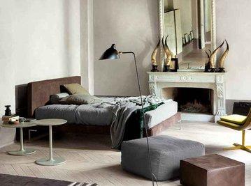 Итальянская кровать Max h.14 фабрики TWILS