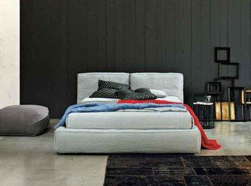 Итальянская кровать Academy Piuma h.28 фабрики TWILS