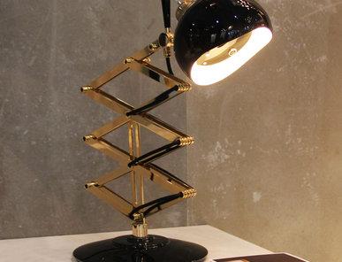 Португальская настольная лампа BILLY фабрики DELIGHTFULL