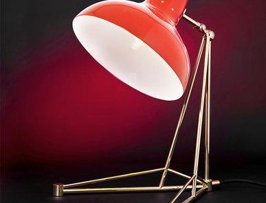 Португальская настольная лампа DIANA фабрики DELIGHTFULL