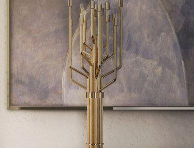 Португальская настольная лампа JANIS фабрики DELIGHTFULL