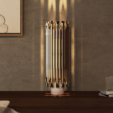 Португальская настольная лампа MATHENY фабрики DELIGHTFULL