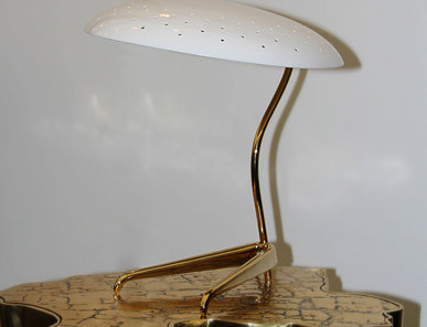 Португальская настольная лампа MEOLA фабрики DELIGHTFULL
