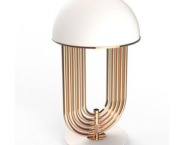 Португальская настольная лампа TURNER фабрики DELIGHTFULL