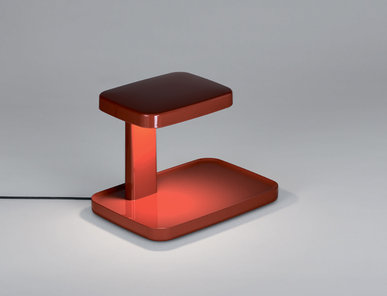 Итальянская настольная лампа PIANI фабрики FLOS
