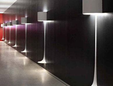 Итальянские светильники SOFT SPUN фабрики FLOS