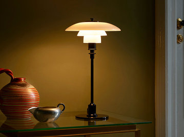 Настольная лампа PH 2/1 Table фабрики LOUIS POULSEN