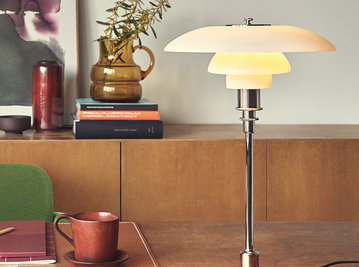 Настольная лампа PH 3/2 Table фабрики LOUIS POULSEN