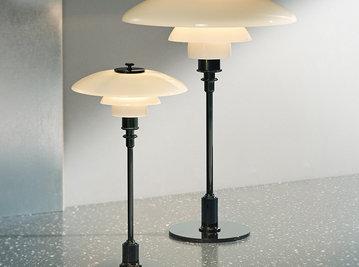 Настольная лампа PH 3½-2½ Glass Table фабрики LOUIS POULSEN