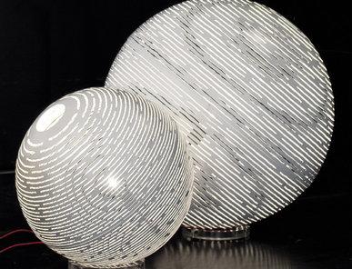 Итальянская настольная лампа MAGDALENA 0M63P E8 C8 фабрики TERZANI