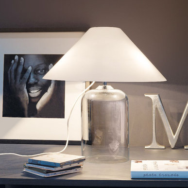 Итальянская настольная лампа ALEGA LT фабрики VISTOSI