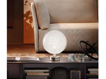 Итальянская настольная лампа RINA LT 16 фабрики VISTOSI