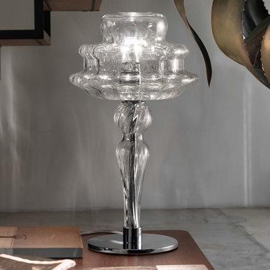 Итальянская настольная лампа NOVECENTO LT фабрики VISTOSI