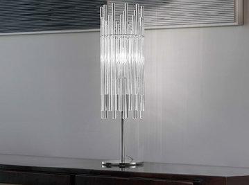 Итальянская настольная лампа DIADEMA LT G B фабрики VISTOSI