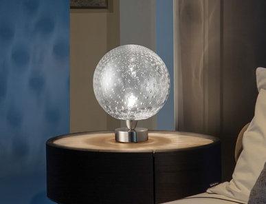Итальянская настольная лампа BOLLE LT P фабрики VISTOSI